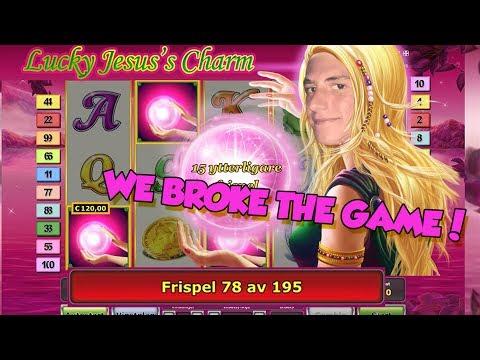BIG WIN!!!!! Lucky ladys charm bonus round Huge Win from LIVE STREAM (Casino Games)