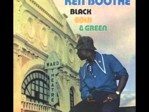 Ken Boothe Missing You (Black Gold & Green)