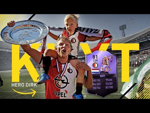 HERO DIRK KUYT! FEYENOORD LEGEND! | FIFA 17 Ultimate Team