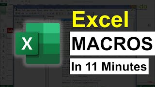 Learn Excel Macro | Advanced Excel