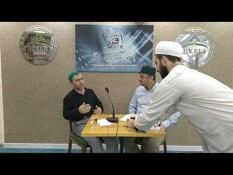 İdris Tüzün hoca ile Tefekkür-İman-Kainat Etrafında sohbet