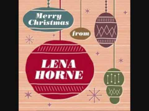 Клип Lena Horne - Let It Snow! Let It Snow! Let It Snow!