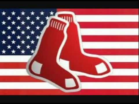 Red Sox Nation (Boston Red Sox theme song)- Woodz