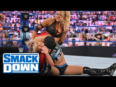 Alexa Bliss possessed by The Fiend against Lacey Evans: SmackDown, Sept. 25, 2020