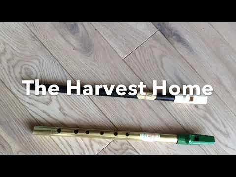 The Harvest Home ( tin whistle in D )