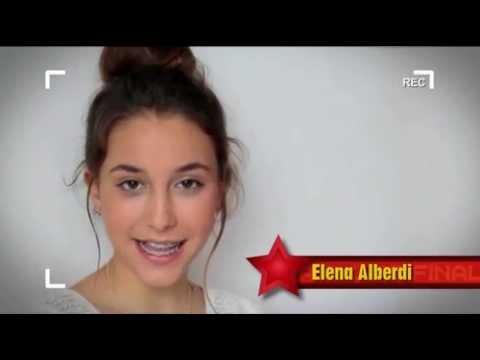 Conoce mejor a elena alberdi finalista de la gira luces - Elena alberdi ...