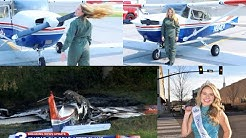 CAP Female Pilot Died Tragic in Fatal Fiery Crash-Landing: Lake Little, Starkville Miss Hospitality