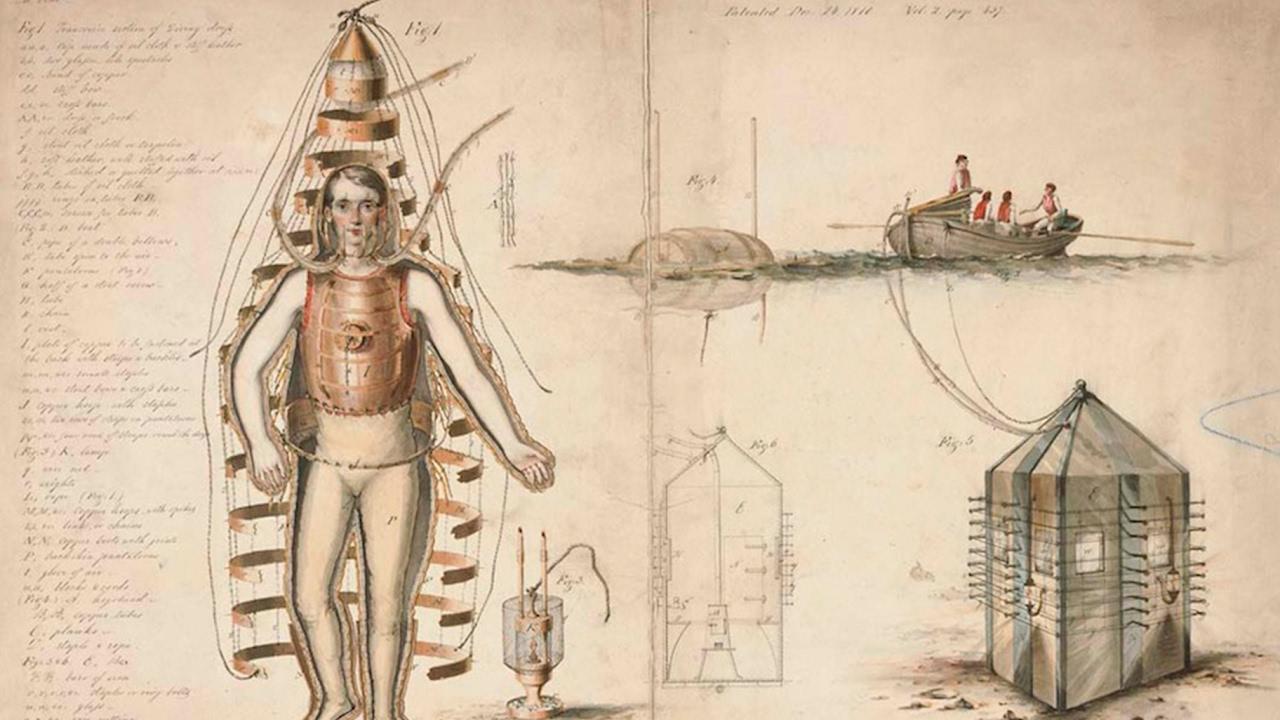 7 изобретений Леонардо да Винчи, о которых вы не знали