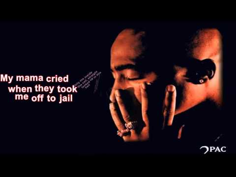 2pac - Thugstyle lyrics video (HD)
