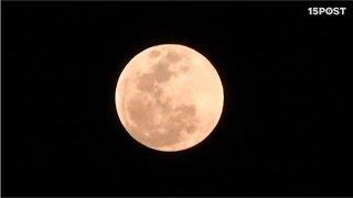 Así fue el eclipse de super luna - 15 POST