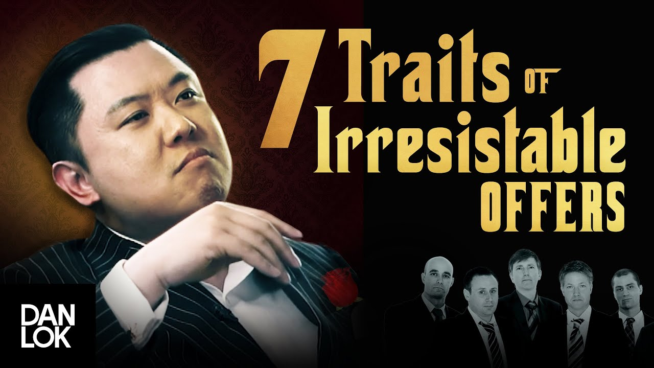 7 Traits Of Irresistible Offers: How To Create Offers That People Want To Buy