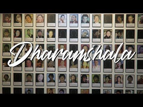 TIBET MUSEUM DHARAMSHALA  - INDIA TRAVEL VLOG #53