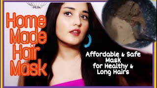 Make Hair Mask At Home with Just 3 Ingredients Home Made Hair Mask for Shiny and healthy Hairs