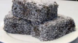 How To Make Lamingtons Video Recipe