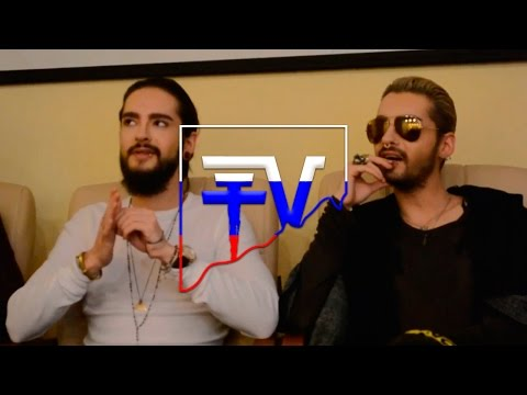 Woman's Day: Interview with Tokio Hotel
