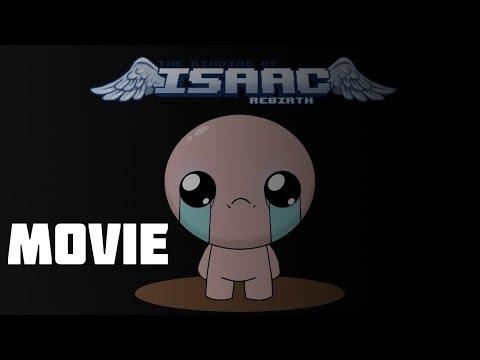 binding of isaac game story