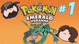 Pokemon Emerald - Just be a man - PART 1 - Game Grumps