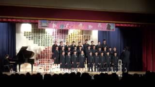 2013-11-3 合唱 1年1組 「みんなひとつの生命だから」
