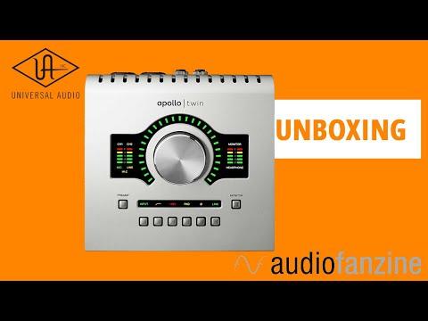 Preview de la Apollo Twin USB d'Universal Audio