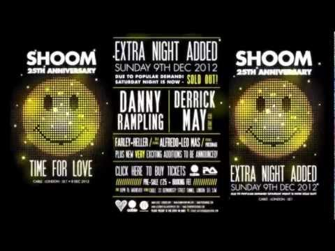 Shoom 25th Anniversary - Cable London