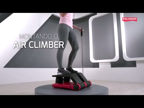 Air Climber Tutorial Como Montar Polishop Youtube