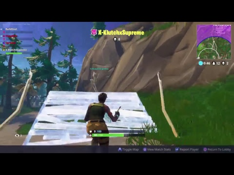 Fortnite Battleroyale: Week 5 Challenges are a joke' (Open Lobby) (Commentary) (ps4)