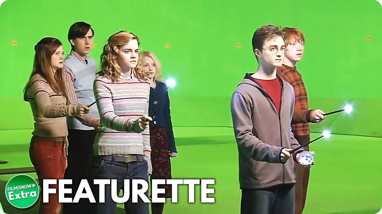 HARRY POTTER | Magical Effects Featurette