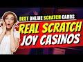 Best Online Scratch Cards: Wanna Scratch and Win?