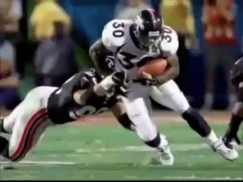 Terrell Davis ultimate highlights.