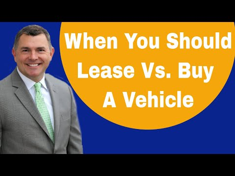 Buy or Lease a Car? (2018)