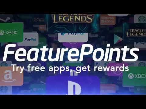 Every body go get featurepoints u get real money