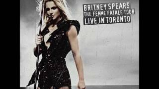 Britney Spears - Trouble For Me (Femme Fatale Tour Studio Version)