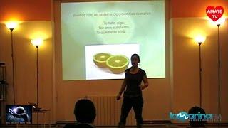 Eva Sandoval - La media Naranja y la Infelicidad - Espacio Elsa Barcelona 18-02-2016  AmateTv