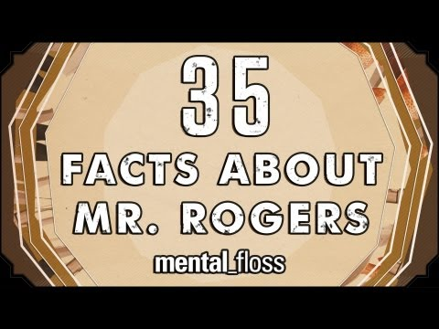 Nerdfighteria Wiki 35 Facts About Mr Fred Rogers Mental Floss On Youtube Ep 2
