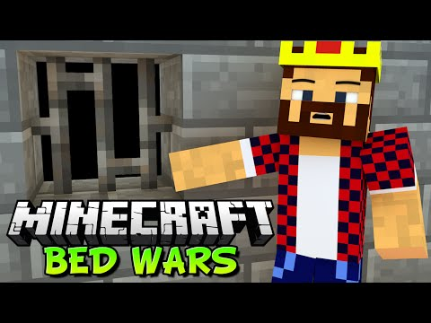 НЕЧЕСТНАЯ КАРТА - Minecraft Bed Wars (Mini-Game)