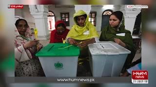 Pre-poll rigging in Pakistan   Hum Investigates