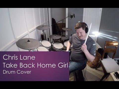 Chris Lane - Take Back Home Girl (drum cover)