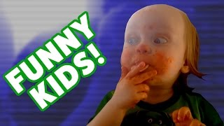 ☺ AFV (NEW!) Funniest Kids Reactions & Bloopersof 2016 (Funny Clips Fail Montage)