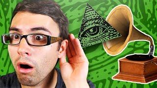 Illuminati Subliminal Messages In Backwards Songs!