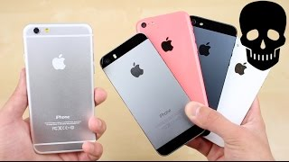 Download Top 5 Things That Could Kill Your iPhone Mp3 and Videos