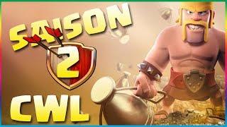 🔵CLASH OF CLANS - 23H40, LA CWL SAISON 2 COMMENCE !!! XX GO GO GO LES 4700 TROTRO'S !!!