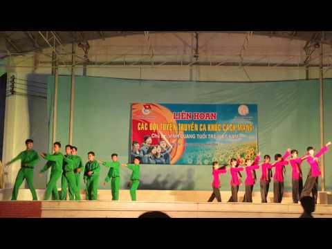 Linh thiêng Việt Nam - THPT Nguyễn Đình Chiểu