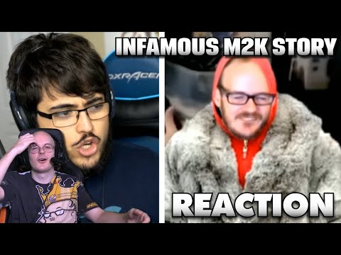 "Mew2King Reacts To ZeRo's ""The Most Infamous Mew2KIng Story"""