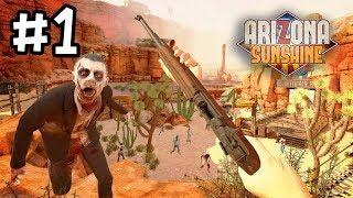 Arizona Sunshine VR[Thai] #1 ซอบบี้พันธุ์อึด
