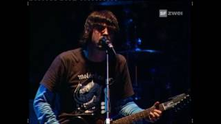 Foo Fighters Tired Of You St Gallen 2005