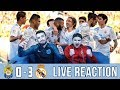 BALE & BENZEMA SECURE 0-3 WIN FOR REAL MADRID | Las Palmas 0-3 Real Madrid | REACTION