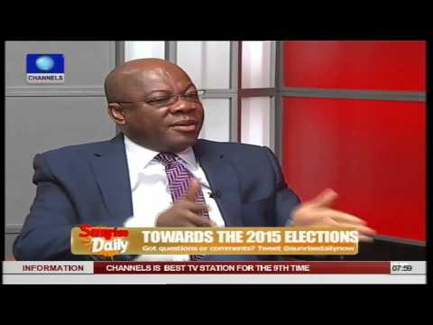 Elections: Nigeria Is In Low Grade Civil War - Olisa Agbakoba Pt.3