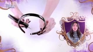 Descendants - DIY Accessorised Tutorials - Hairband | Official Disney Channel Africa