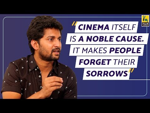 I think no one sees me as a threat to their stardom in the Industry | Hemanth Kumar C R | Nani