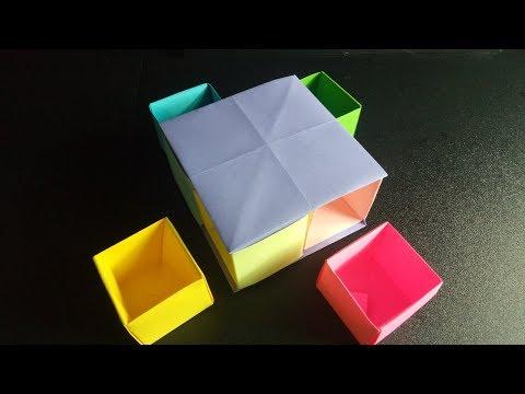 BEST DIY DRAWER ORGANIZER | UNIQUE DESK ORGANIZER IDEA MADE OF PAPER | USEFUL CRAFTS by G Torbz